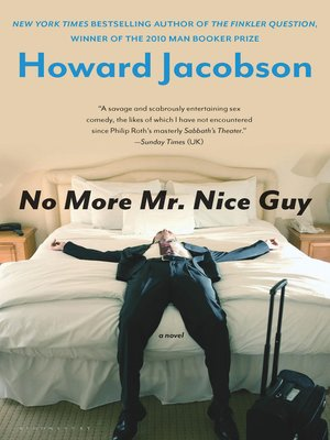 cover image of No More Mr. Nice Guy