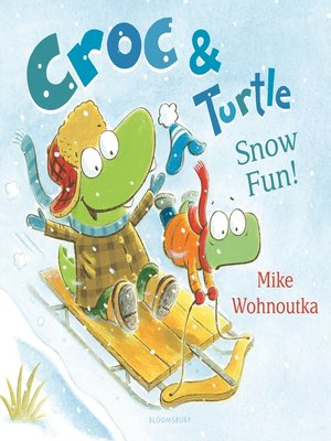 cover image of Croc & Turtle