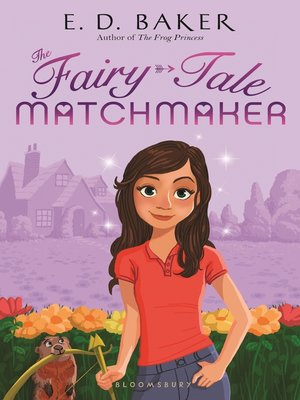cover image of The Fairy-Tale Matchmaker