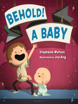 cover image of Behold! a Baby