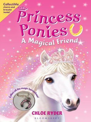 cover image of Princess Ponies 1
