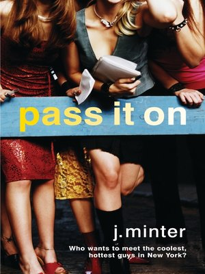 cover image of Pass It On