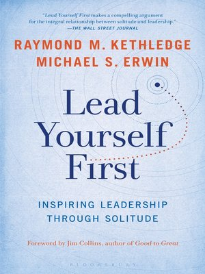 cover image of Lead Yourself First