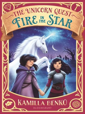 cover image of Fire in the Star