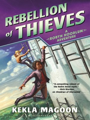 cover image of Rebellion of Thieves
