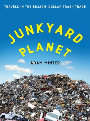 cover image of Junkyard Planet