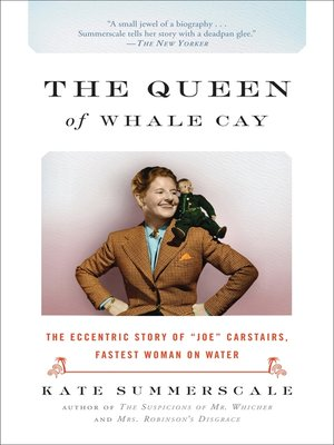 cover image of The Queen of Whale Cay