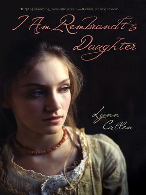 cover image of I Am Rembrandt's Daughter
