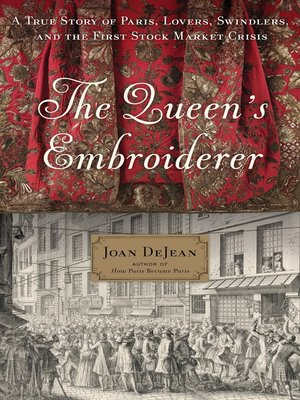 cover image of The Queen's Embroiderer