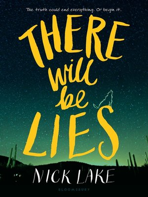 cover image of There Will Be Lies