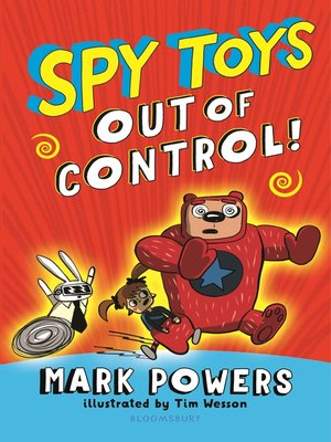 cover image of Spy Toys: Out of Control