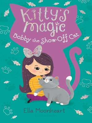 cover image of Bobby the Show-Off Cat