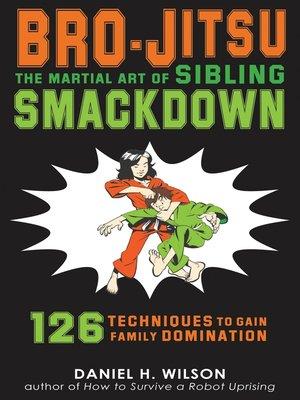 cover image of Bro-Jitsu