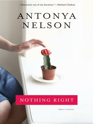 cover image of Nothing Right