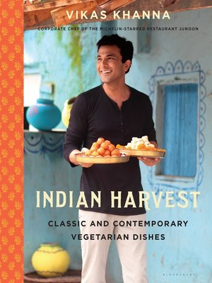 cover image of Indian Harvest