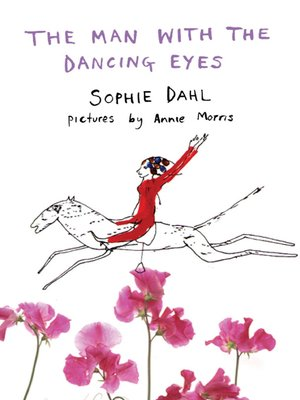 cover image of The Man With the Dancing Eyes