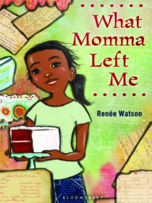 cover image of What Momma Left Me
