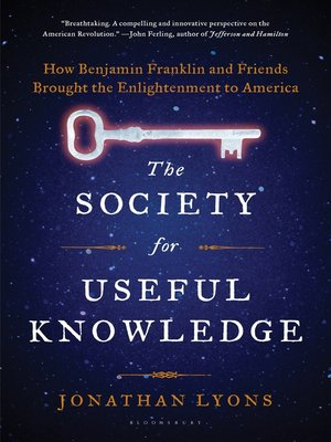 cover image of The Society for Useful Knowledge