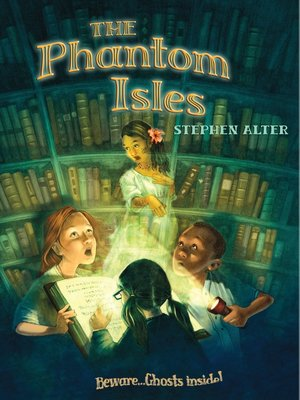 cover image of The Phantom Isles