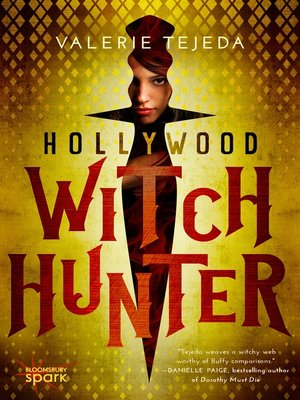 cover image of Hollywood Witch Hunter