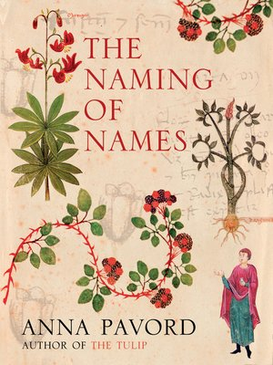 cover image of The Naming of Names