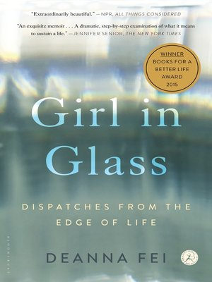 cover image of Girl in Glass