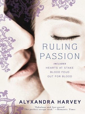 cover image of Ruling Passion