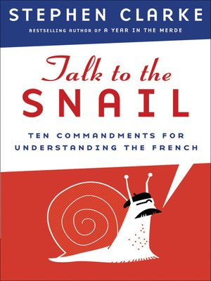 cover image of Talk to the Snail