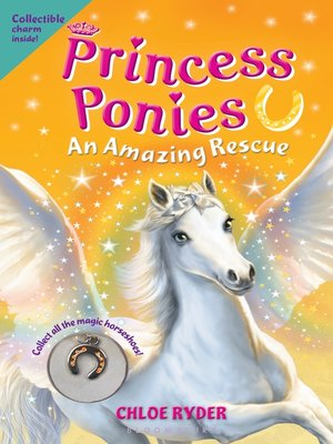 cover image of Princess Ponies 5