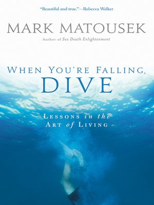 cover image of When You're Falling, Dive