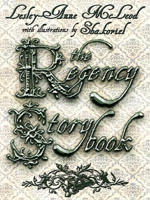 cover image of The Regency Storybook