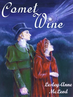 cover image of Comet Wine