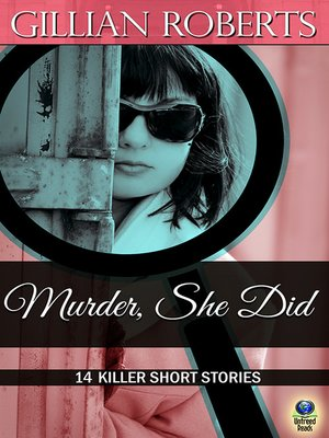 cover image of Murder, She Did