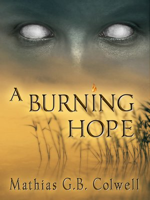 cover image of A Burning Hope