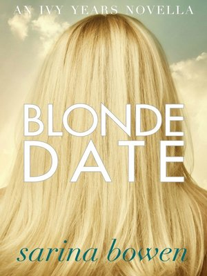 cover image of Blonde Date