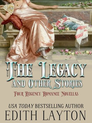 cover image of The Legacy and Other Stories