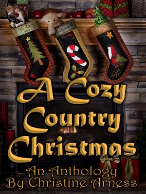 cover image of A Cozy Country Christmas Anthology