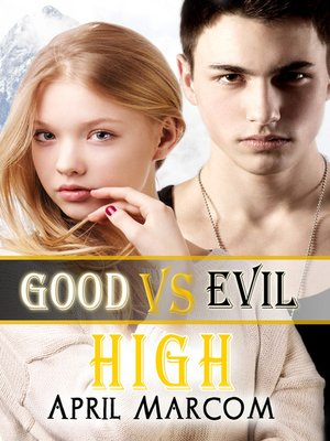 cover image of Good vs. Evil High