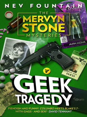 cover image of Geek Tragedy