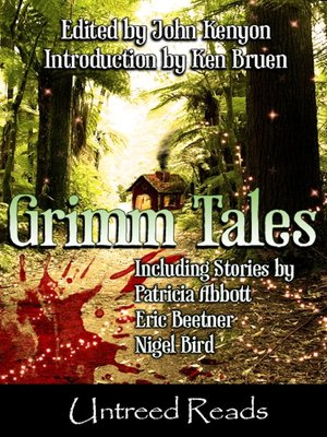 cover image of Grimm Tales
