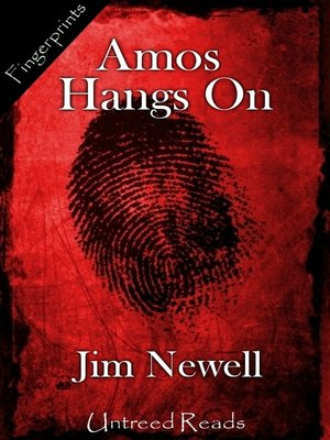 cover image of Amos Hangs On