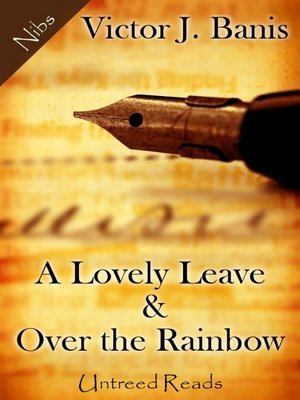 cover image of A Lovely Leave & Over the Rainbow