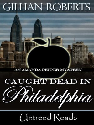 cover image of Caught Dead in Philadelphia