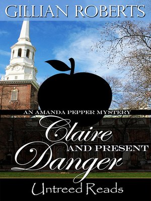 cover image of Claire and Present Danger