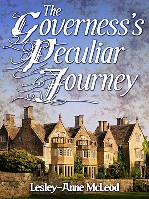 cover image of The Governess's Peculiar Journey