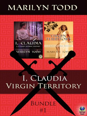 cover image of The Claudia Seferius Mysteries: Bundle #1