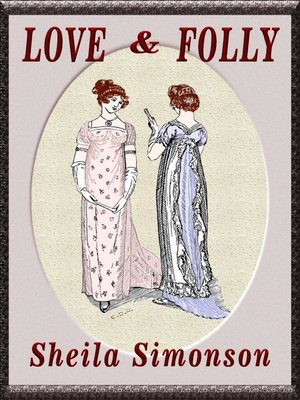 cover image of Love & Folly