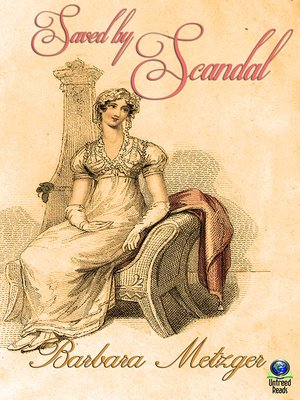 cover image of Saved by Scandal
