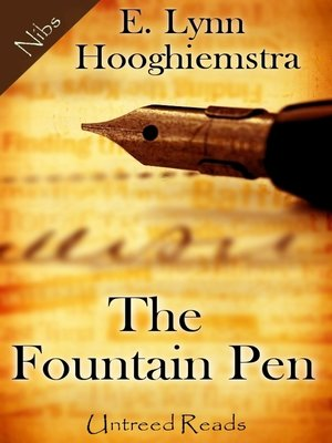 cover image of The Fountain Pen