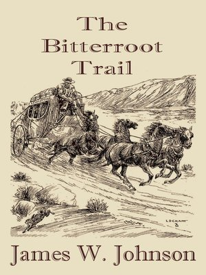 cover image of The Bitterroot Trail